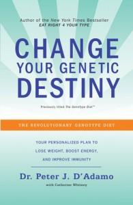 Change your genetic destiny book
