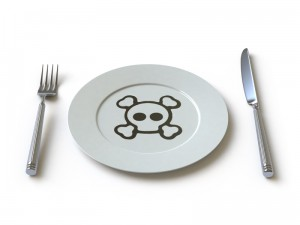 Toxic plate
