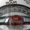 time expired