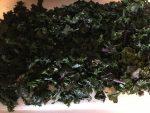 Cooling kale